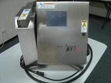 LEIBINGER JET 2 SE # 394-980-100S SMALL CHARACTER INK JET PRINTER, 94-980-165S,
