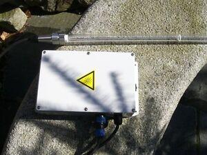 Tauch UVC 80 Watt aus dt. Fertigung dt.  Beschreibung