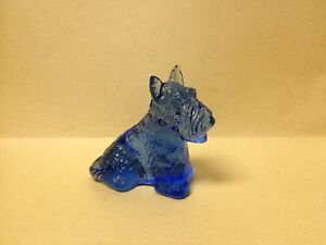 BOYD GLASS DUKE SCOTTIE DOG-2ND. SERIES COLORS #1 to #11 PRICE REDUCED!!