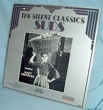 LD laserdisc SUDS Mary Pickford SILENT FILM Gaylord Carter, pipe organ