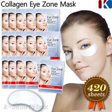 PUREDERM Collagen Hydro Eye Zone Mask 420 sheets / Eye Zone White Wrinkle Care