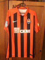 FC Shakhtar Donetsk shirt trikot jersey match worn Y. Rakitskiy #44 Ukraine