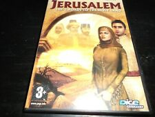 Jerusalem The 3 Roads to the Holy Land Pc game