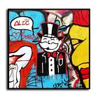 Alec Monopoly HD Canvas Print Home Decor Wall Art Pictures