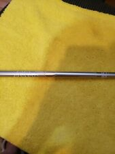 Women's Taylor M2 Reax 45g Graphite Iron Shaft Ladies Flex removed from a 3 Iron