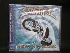 SOLITUDE Brave The Storm JAPAN CD Sacrifice Anthem 5X Japan Thrash & Power !