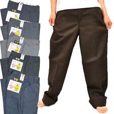 Ben Davis Work Pants Men Gorilla Cut Cotton Blend Heavy Weight Denim, Twill Pant