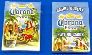 Corona Playing Cards 1 Deck ~ Circa 2007 ~ Ships FREE