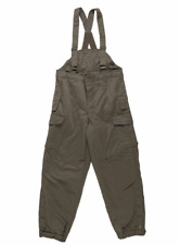 NEW Austrian army surplus cold weather thermal trousers / dungarees