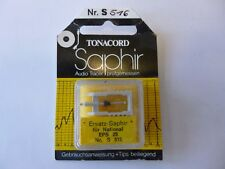 Tonacord S 516 Ersatz Saphir für National EPS 25 LPSP11