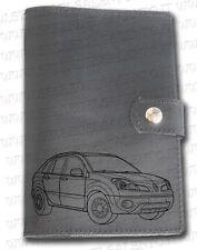 Portadocumenti portalibretto pelle auto Renault Koleos Libro Leather