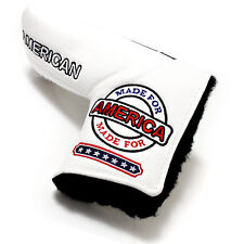 Usa Golf Putter Cover Headcover For Scotty Cameron Taylormade Odyssey