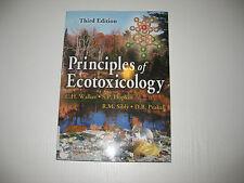 Principles of Ecotoxicology von S. P. Hopkin, R. M. Sibly und C. H. Walker...