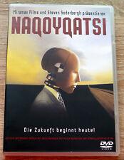 Naqoyqatsi (2002) Experimenteller Film, Godfrey Reggio, DVD, gebraucht