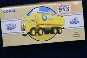 Corgi Classic Road Transport Series ERF Tanker 97390 Blue Circle LE (Otag913)
