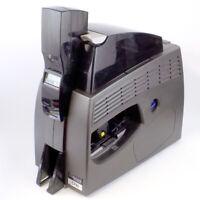 Datacard CP80 ID Card Printer w/Mag Stripe Encoder & Laminator (AS/IS)