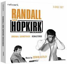 RANDALL AND HOPKIRK DECEASED original soundtrack. 3 x CD box set. New sealed.