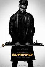 SUPERFLY MOVIE POSTER DS ORIGINAL Advance 27x40 TREVOR JACKSON JASON MITCHELL