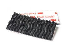 Sistema di fissaggio DUAL LOCK 3M blister 4 strisce adesive mm.75x25 - nero