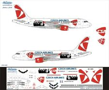 Airbus A319 1/144 Czech Airlines decal by Ascensio 319-009