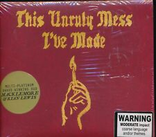 Macklemore Ryan Lewis This Unruly Mess I`Ve Made CD NEW