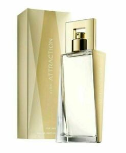 Avon Attraction For Her Eau de Parfum Spray 100ml Bonus Size
