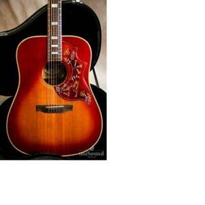 Gibson Hummingbird Custom / 1974~1975 Acoustic guitar