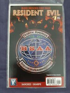 Resident Evil Comic