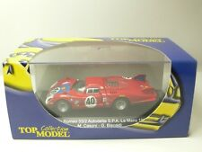 ALFA-ROMEO 33.2 AUTODELTA S.P.A. LE MANS 68 #40 TOP MODEL COLLECTION TMC248 1:43