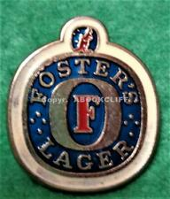 BEER FOSTER'S LAGER Lapel Pin / BUTTON