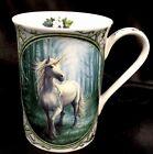 Anne Stokes Forest Unicorn, Unicorn Collection Fine Bone China Mug Cup