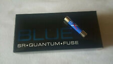 Synergistic Research Blue SR Quantum 3.15A 500V Slow Blow Fuse - 32mm (NEW)