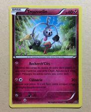 Carte Pokémon Trousselin Type Fée Pv60 48/108