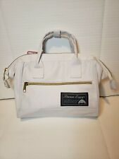 NWT Japan Amuse Cute White Pote Usa Loppy Wire Shoulder Bag