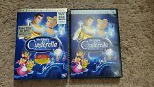 Cinderella (DVD, 2005, 2-Disc Set, Platinum Edition) w/ Slipcover