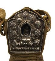 Ghau Gau Tempio Tibetano Da Viaggio Jan Bodhisattva Budda Amitabha 8248 E10