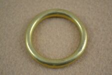 """O Ring - 1 1/4"""" - Solid Brass - Pack of 10 (F286)"""