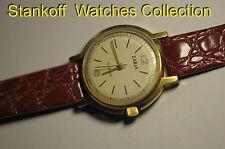 """Zaria"" ~15J Rare cal.2009.Г Circa 1960's Elegant GP Russian Lady's Wristwatch"