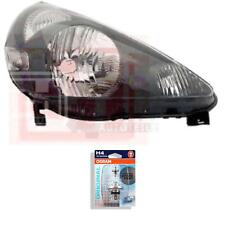 Headlight Right for Honda Jazz GD Year 02- >> H4 Front Lights