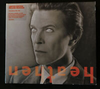 David Bowie Heathen CD Limited Ed Deluxe Package VG/EX