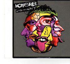 (FX74) Mongrel, Better Than Heavy - 2008 DJ CD