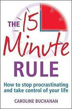The 15 Minute Rule-ExLibrary