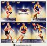 2012 Select AFL Champions Trading Cards Base Team Set West Coast (12)