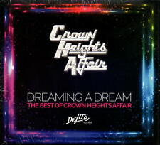 Crown Heights Affair - Dreaming A Dream (The Best Of) 2 CD-Set Digipak Neu & OVP