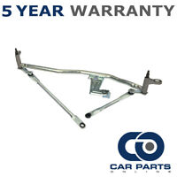 New For Citroen Relay / Peugeot Boxer Mk3 Van Front Wiper Motor & Linkage 2007-
