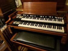 Hammond B3 w/ Leslie 142 Speakers, good working condition additional pictures.