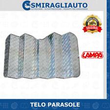 PARASOLE AUTO PARABREZZA ANTERIORE ARGENTATO LAMPA DIAMANTATO REFLEX M 130x70 cm