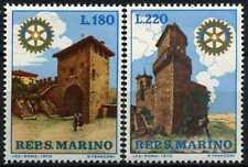 San Marino 1970 SG#892-3 Royary International MNH Set #D60254