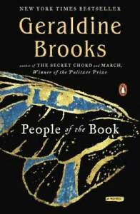People of the Book: A Novel - Paperback By Brooks, Geraldine - GOOD