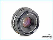 Minolta MD Rokkor-X 45mm f/2